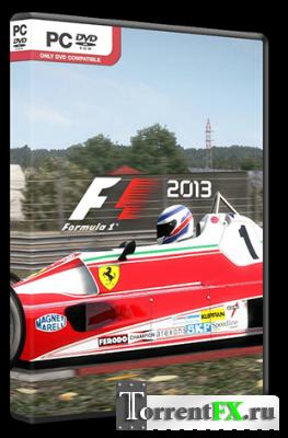 F1 2013. Classic Edition [v 1.0.0.6 + 3 DLC] (2013) PC