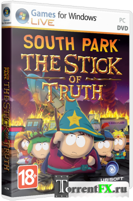 South Park: Stick of Truth [v 1.0 + DLC] (2014) PC