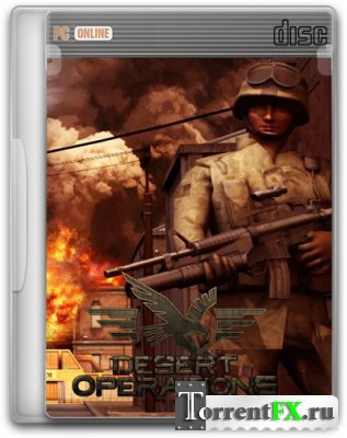 Desert Operations [v. 1.05] (2013) PC