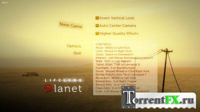 Lifeless Planet (2014) PC | Beta