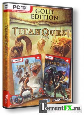 Titan Quest - Gold Edition (2006-2007) PC