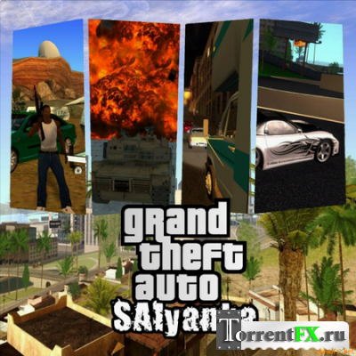 GTA - SAlyanka [v Update 0.2e] (2014) PC