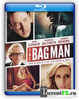 Мотель / The Bag Man (2014) BDRip 720p | L1