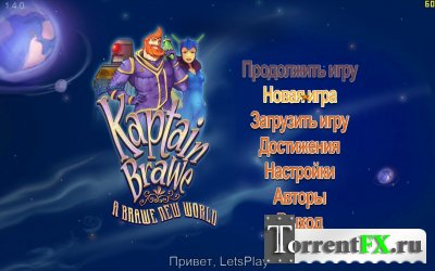 Kaptain Brawe: A Brawe New World (2011) PC