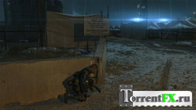 Metal Gear Solid 5: Ground Zeroes (2014) XBOX360 [XGD2]