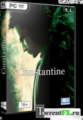 Константин: Повелитель тьмы / Constantine (2005) PC