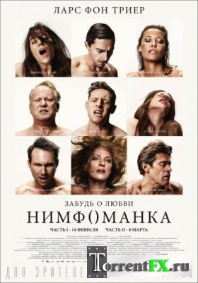 ����������: ����� 1 / Nymphomaniac: Vol. I (2013) WEBRip