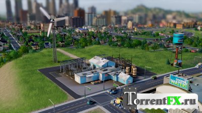SimCity: Cities of Tomorrow (2014) PC