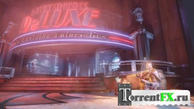 BioShock Infinite [v 1.1.25.5165 + DLC] (2013) PC