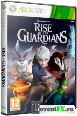 ��������� ���� / Rise of the Guardians: The Video Game (2012) XBOX 360