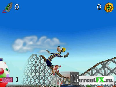 ���� �� ���������� / Disney's Extremely Goofy Skateboarding (2005) PC