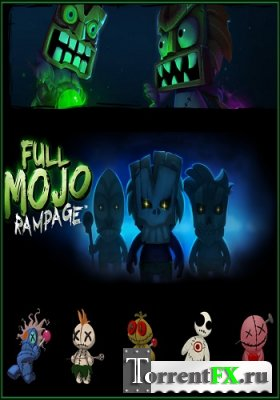 Full Mojo Rampage (2013) PC