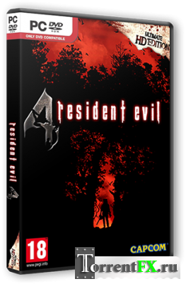 Resident Evil 4 - Ultimate HD Edition [v 1.0.4] (2014) PC