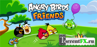 Angry Birds Friends (2014) Android