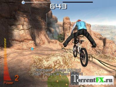 Mountain Bike: Адреналин (2008) PC
