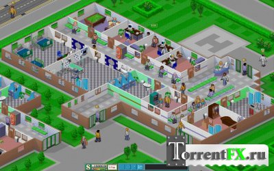 Частная клиника / Theme Hospital / CortixTH (2009) PC