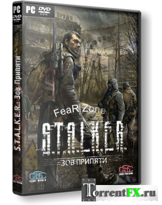 S.T.A.L.K.E.R.: ��� ������� - FeaR Zone (2009-2014) PC