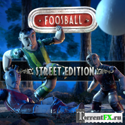 Foosball - Street Edition (2014) PC