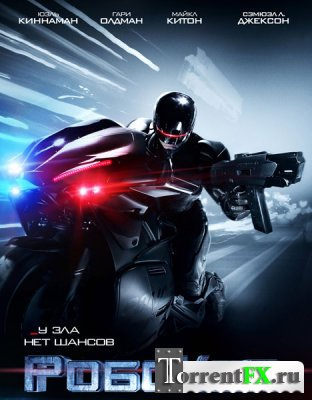 РобоКоп / RoboCop (2014) WEB-DLRip