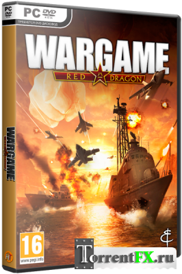 Wargame: Red Dragon (2014) PC