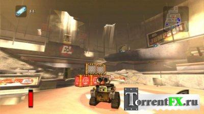 Валл-И / Wall-E (2008) PC