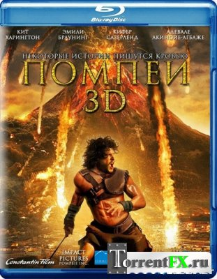 Помпеи / Pompeii (2014) BDRip