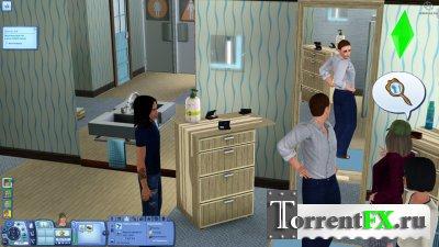 The Sims 3. Gold Edition (2009 - 2013, все дополнения) RePack от Fenixx