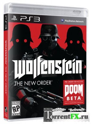 Wolfenstein: The New Order (2014) PS3