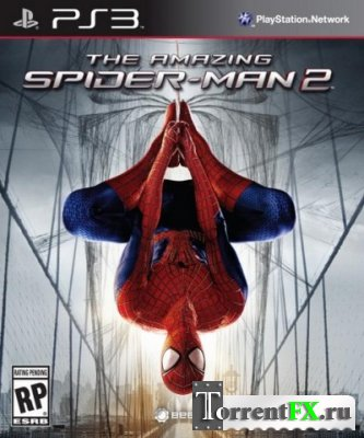 The Amazing Spider-Man 2 (2014) PS3 [4.46-4.55]