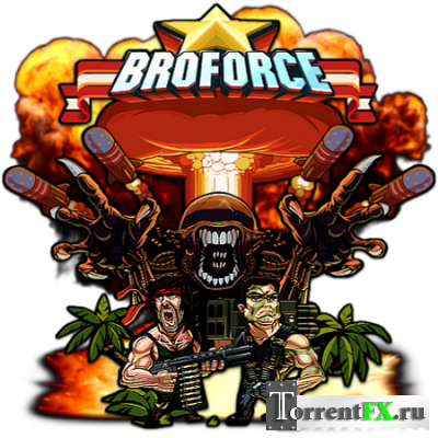 Broforce (2014) PC