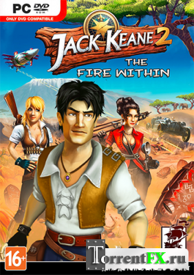 Jack Keane 2: The Fire Within (2014) PC
