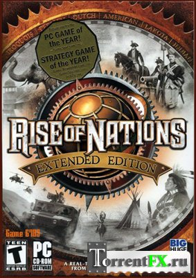 Rise of Nations - Extended Edition [v 1.04] (2014) PC | RePack �� Decepticon