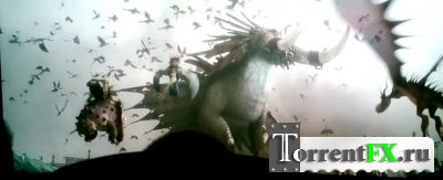 ��� ��������� ������� 2 / How to Train Your Dragon 2 (2014) CAMRip