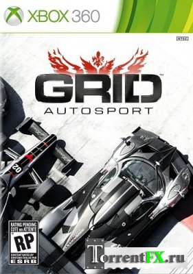 GRID Autosport (2014) XBOX360 [LT+ 3.0]