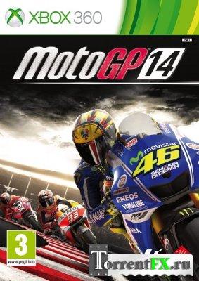 MotoGP 14 (2014/Eng) Xbox 360 [LT+1.9]