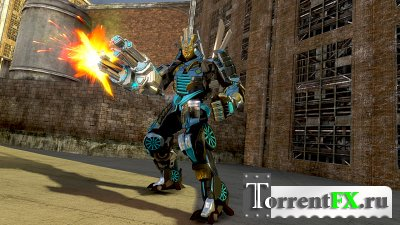 Transformers: Rise of the Dark Spark (2014/ENG) XBOX360 [LT+3.0]