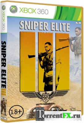 Sniper Elite III (2014) XBOX360 [LT+ 3.0]