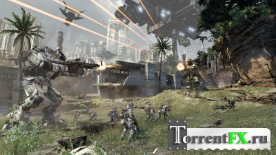 Titanfall (2014/RUS) XBOX360 [LT+3.0]