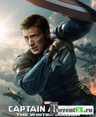 Первый мститель: Другая война / Captain America: The Winter Soldier (2014) Telecine PROPERv2