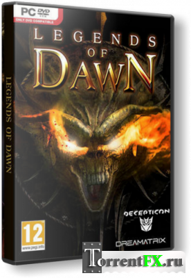 Legends of Dawn (2013) PC