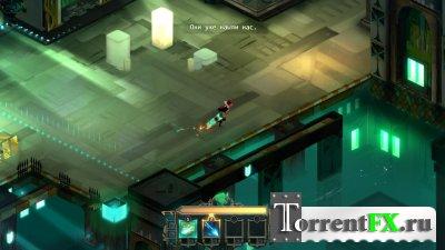 Transistor [v 1.26267] (2014) PC | Steam-Rip от R.G. Steamgames