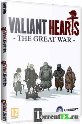 Valiant Hearts: The Great War (2014) РС | RePack от R.G. Механики