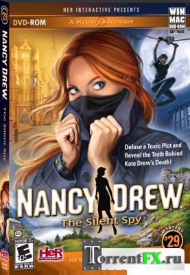 Нэнси Дрю: Безмолвный Шпион (2013) PC