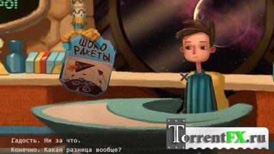 Broken Age: Act I (2014) PC | RePack от R.G. Механики