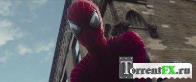 Новый Человек-паук: Высокое напряжение / The Amazing Spider-Man 2: Rise of Electro (2014) WEBRip