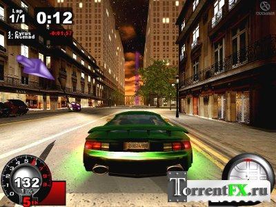 Такси 3: безумный экстрим (2005) PC