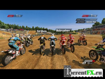 MXGP - The Official Motocross Videogame (2014) PC | Repack от R.G. UPG