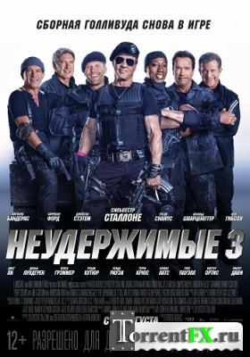 Неудержимые 3 / The Expendables 3 (2014) WEBRip 720p | BaibaKo