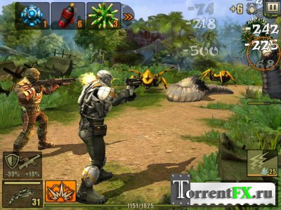 Эволюция: Битва за Утопию / Evolution: Battle for Utopia (2014) Android