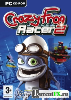 Crazy Frog Racer 2 (2006) PC | ��������